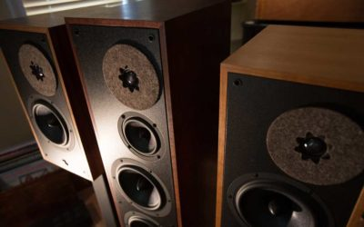 Ryan Speakers – hand crafted in California