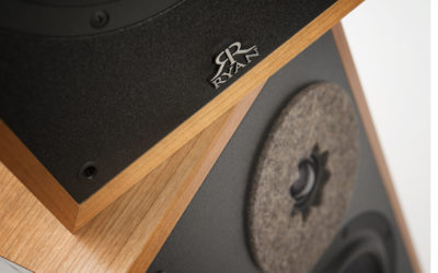 Hand crafted in California – Ryan Speakers