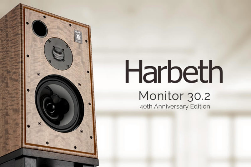 Harbeth M30.2 40th Anniversary Edition