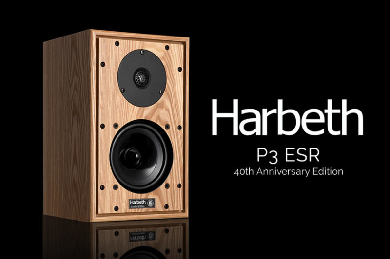 Harbeth P3ESR olive wood