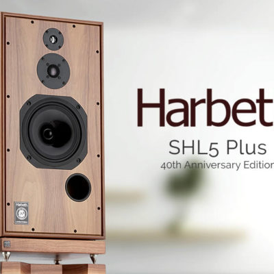 Harbeth SHL5+ 40th Anniversary Edition