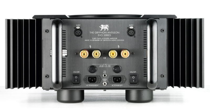 The Gryphon Antileon Evolution Stereo